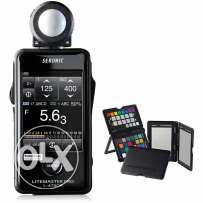 Sekonic L-478DR Light Meter