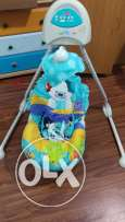 Fisher-Price Precious Planet baby Cradle Swing
