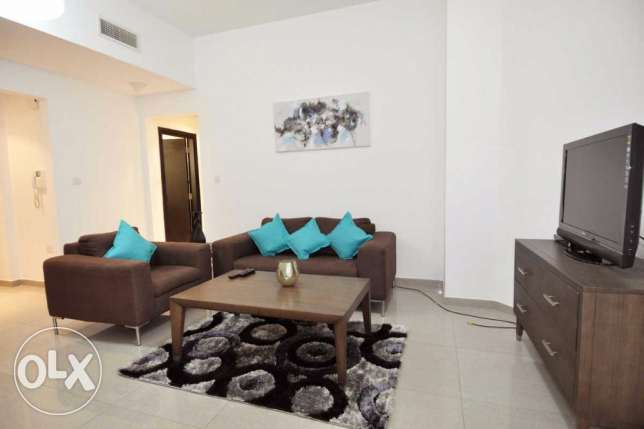 1 bedroom furnished apartment, Salmiya near marina mall, KD 500