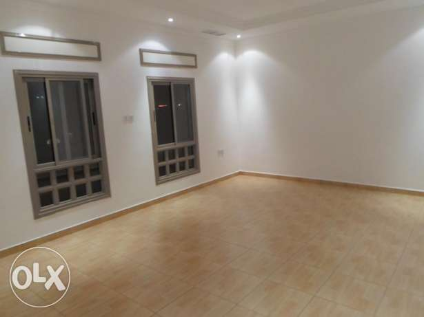 Sea view 3 bedroom apartment with balcony & maids room in mahboula.