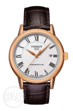 Tissot Carson Powermatic 80 from USA