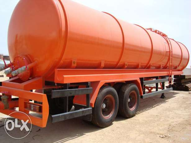 brand new sewage water vacuum Tanker Or Majari
