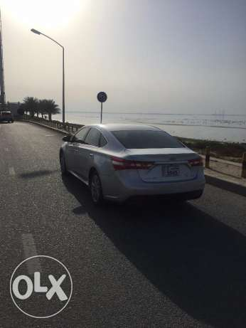 Toyota Avalon 2014 silver color