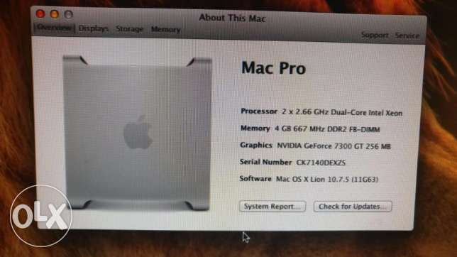 Mac Desktop for sale