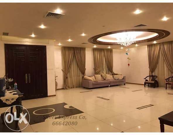 6 Bedroom - Spacious Duplex Villa For Rent in Mangaf