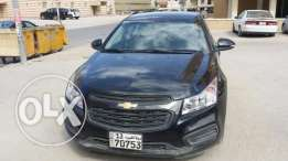 Car of Sale - Chevrolet Cruze 2016 LT Black