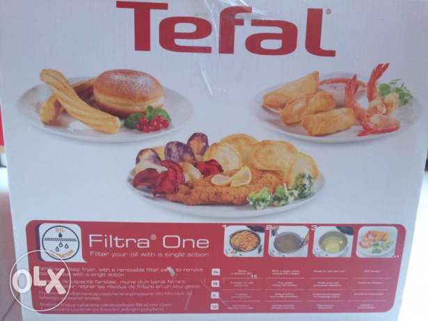 Tefal Filtra One Deep Fryer for sale
