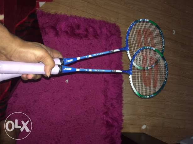shuttle badminton racket Brand new for sale