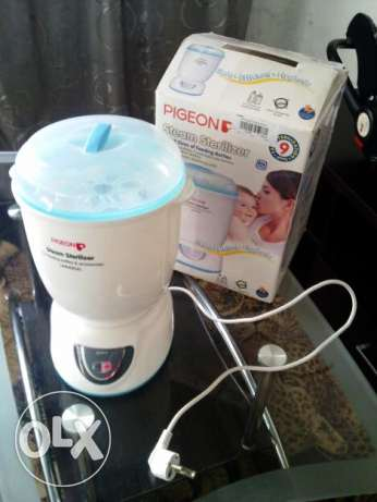 Pigeon Bottle Sterilizer