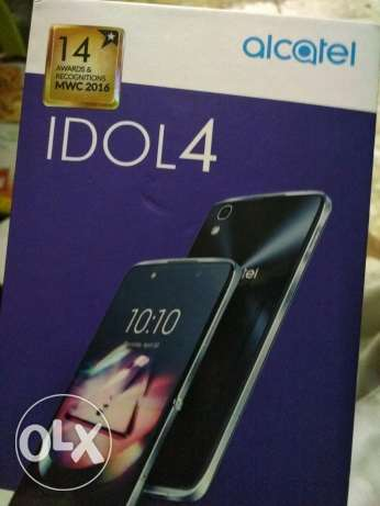 Alcatel idol 4 very good condition