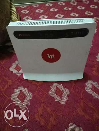 Ooredoo 4G router for sale