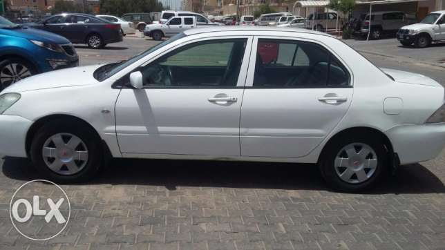 Mitsubishi Lancer 2011 model for sale ميتسوبيشي لانسر GLx