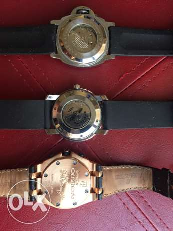 3 mens watch for sale ميدان حولي -  2