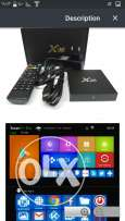 Smart tv box like mobile