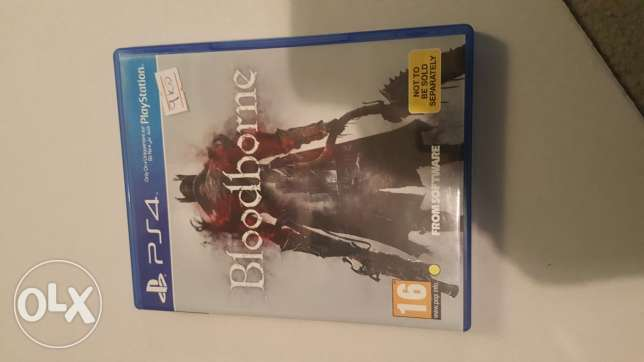 Bloodbourne best ps4 game ever