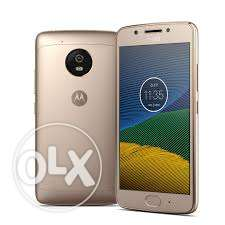 I want to sale Moto g5 gold color