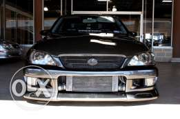 2003 Lexus is300 US modification