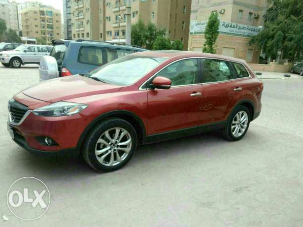 2013 Mazda CX-9 suv accident free.
