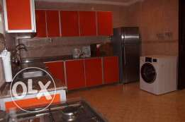 lovely 3 bedrooms in salmiya second line to blajat street