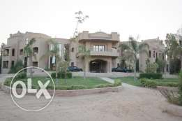 Luxury Ambassadorial Property Equestrian Mansion Villa in Cairo Egypt