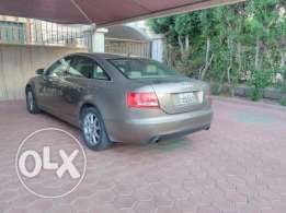 Audi A6 2008 Full Option