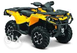Outlander 650 XT Yellow