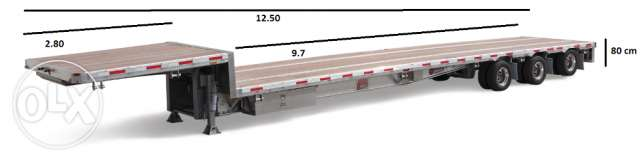 new low deck trailers for sale at lowest price