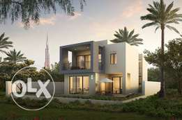 dubai hills estate from emaar 3,4and 5 bedroom villas