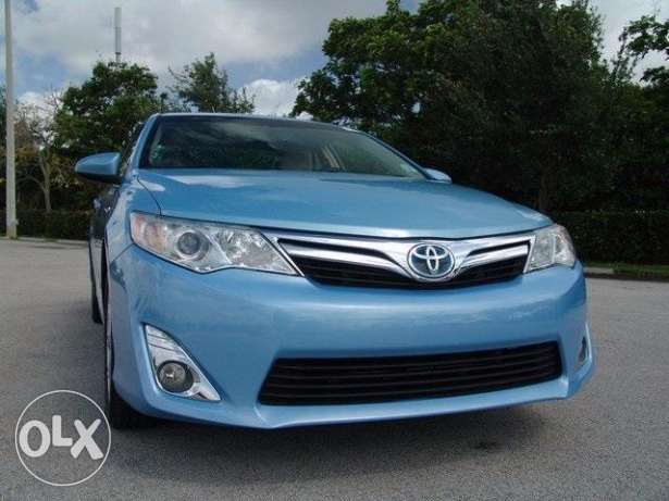 Excellent 2012 Toyota Camry XLE Still Available For Sale