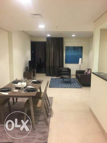 Brand new luxury 1 bedroom apartment for rent for kd 550 starting