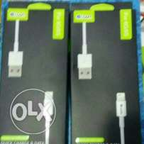 Orginal iPhone cables