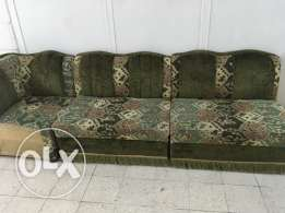 used sofa set for sale Mangaf Block 4