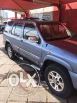 Nissan Pathfinder 2001 full option Eng 3.0
