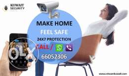 CCTV Camera | كاميرات مراقبة | Security Camera Kuwait