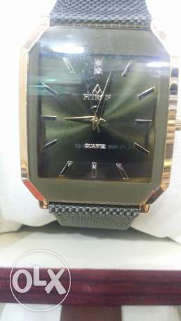 Fitron stylish normal looking branded and latest watch for man