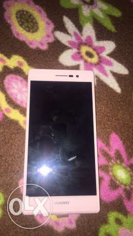 used huawaei p7 pink like new ram 2 with box 16 gb الفروانية -  3