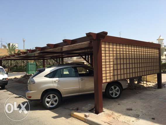 car Parking Sheds Installations