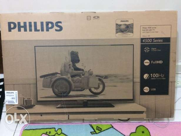 Philips 40 inch Full HD LED Tv