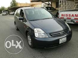 Honda stream box