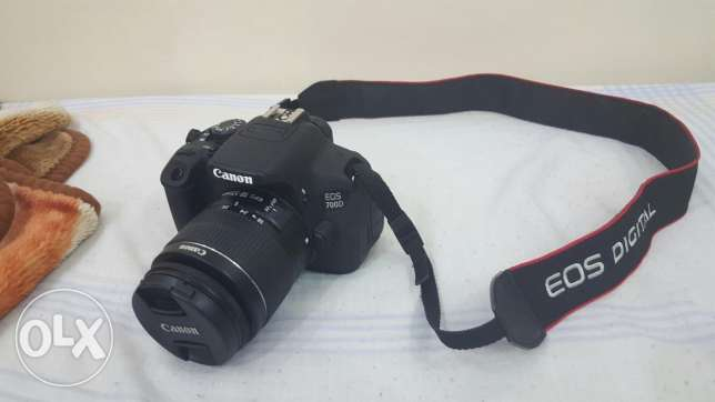 Canon digital camera. DSLR 18-55mm. Lans 55-250 mm
