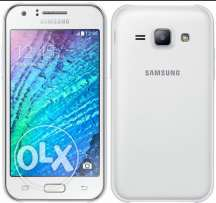 Samsung Galaxy j2 white new