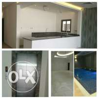 Villa for rent at shuhada 2floors swimming pool bassment & elvitor