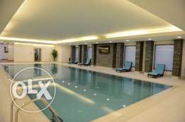 2 bedroom fully furnished with swimming pool and gym