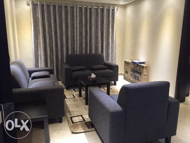 fully furnished 2 bedroom apartment.