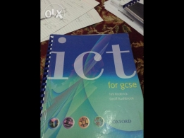 Gcse Oxford ICT in good condition for sale