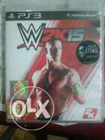 WWE 2k15 Ps3 CD for sale