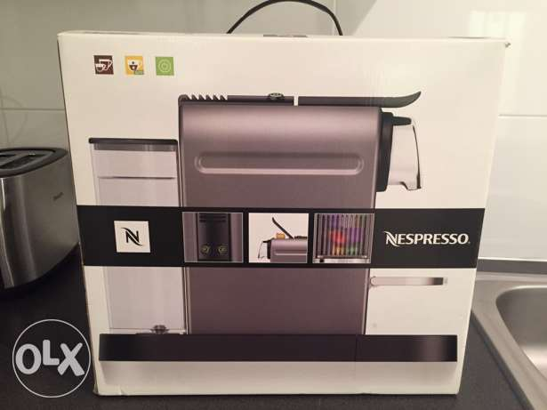 Nespresso coffee mission