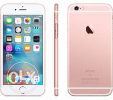 Looking for iphone 6s 64gb rose gold color