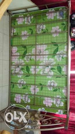 Double bed cot 180*200