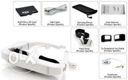 mobile theater video glasses